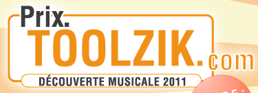 Prix ToolZik : Découverte musicale 2011